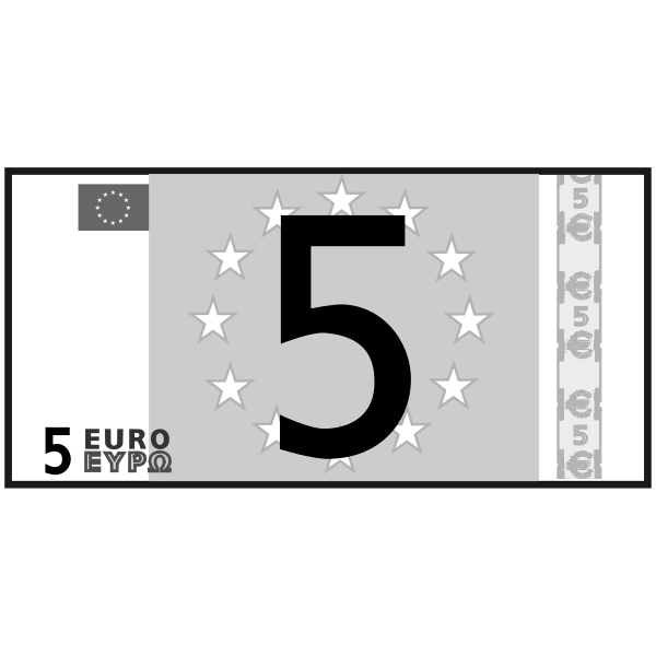 simple 5 euro
