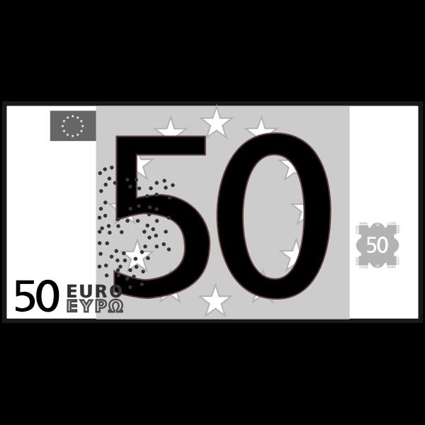 simple 50 euro