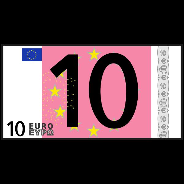 simple 10 euro