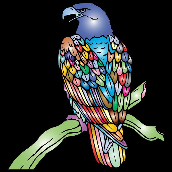 Bald Eagle Prismatic