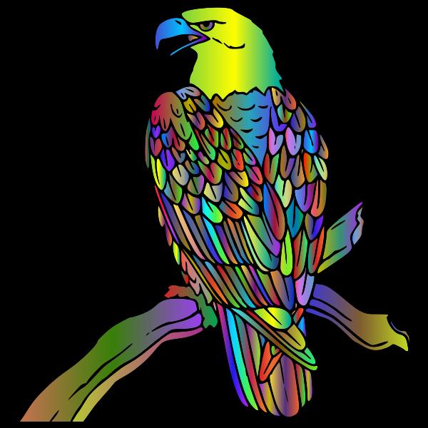 Bald Eagle Polyprismatic