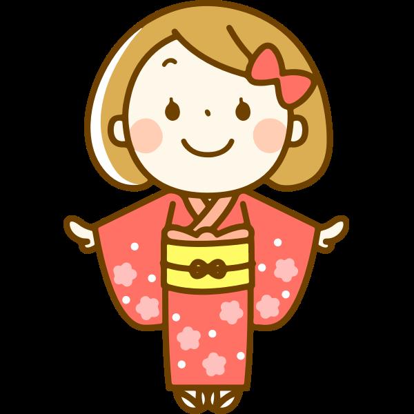 New Years Kimono (#1)