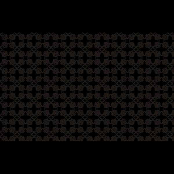 Flourish Extrapolation Seamless Pattern