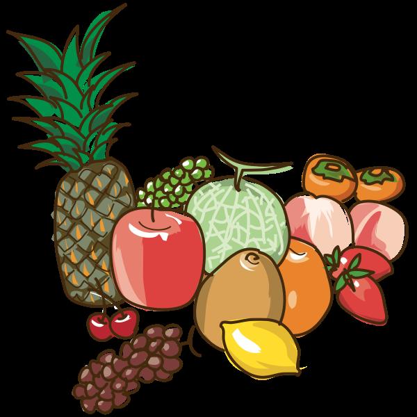 Various fruits-1574684534