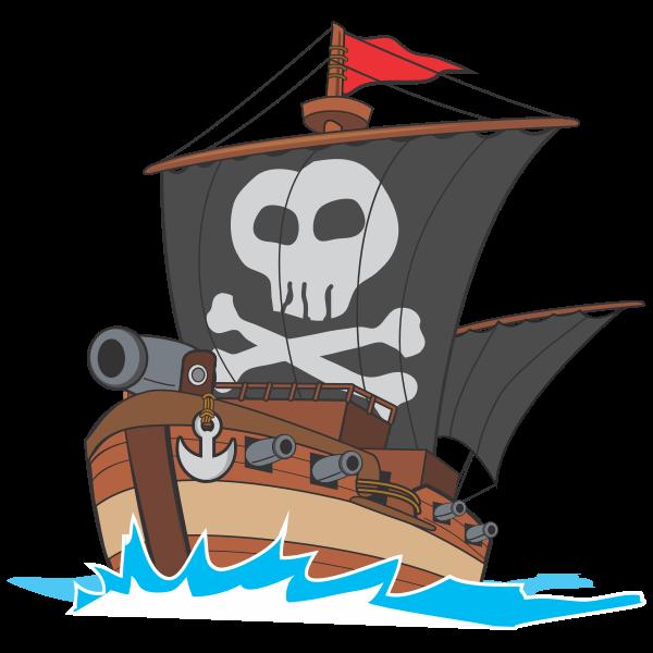 Pirate Ship (#1b)