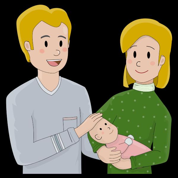 Parenthood Illustration By pinterastudio
