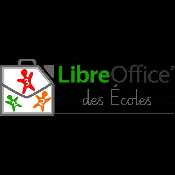 """Logo of """"Libre Office des écoles"""""""