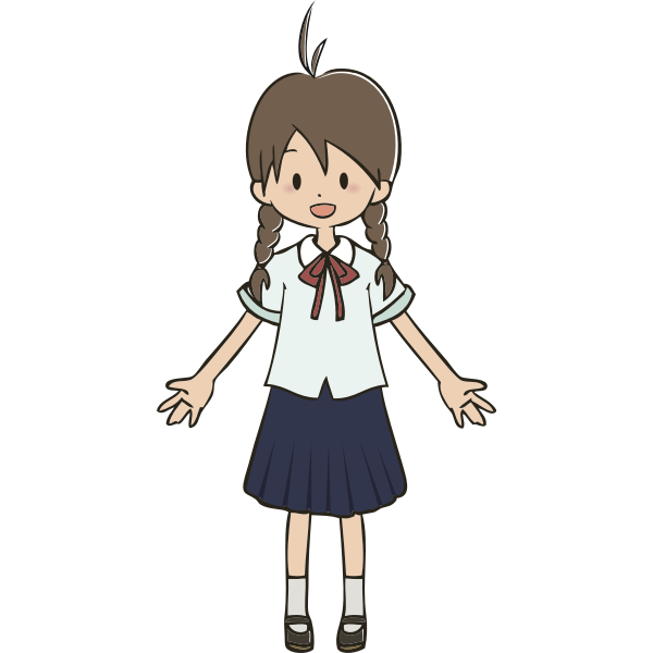Schoolgirl (#4)