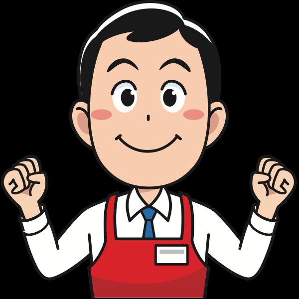 Enthusiastic Merchant (#3)