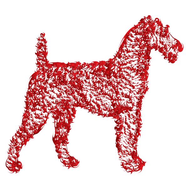 flame dog