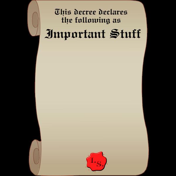 Important Stuff 2