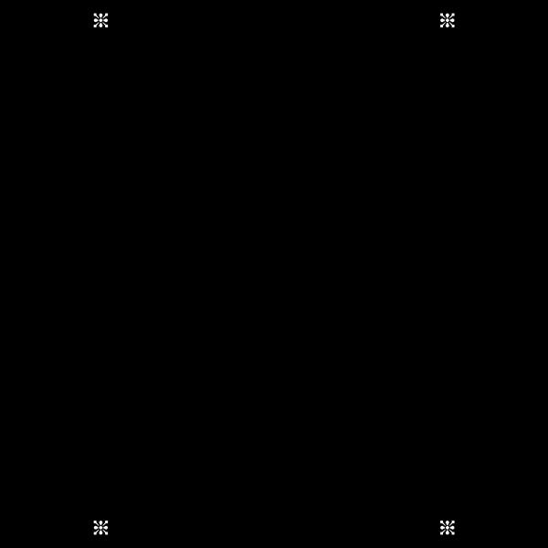 Border 107 (A4 size)
