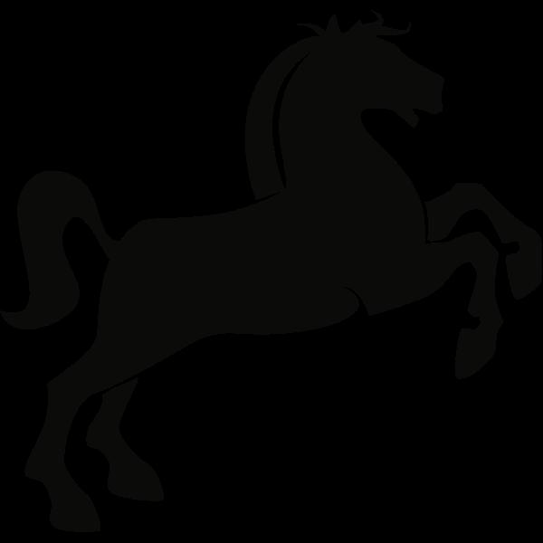 Horse Silhouette (#2)