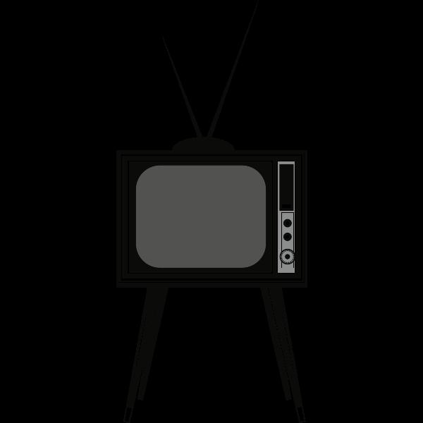 Old TV Set-1594300537