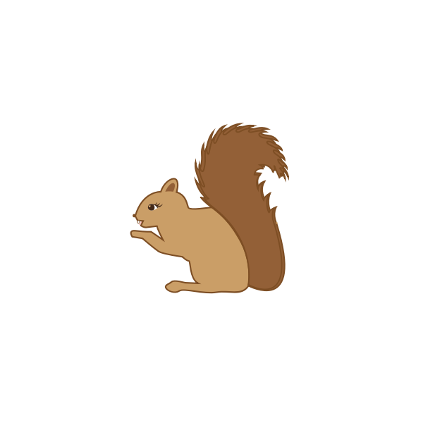 modified squirrel