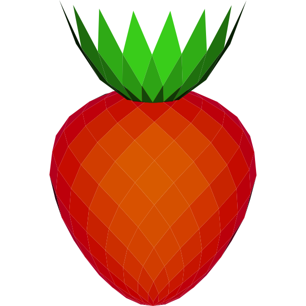 strawberry (abstract)