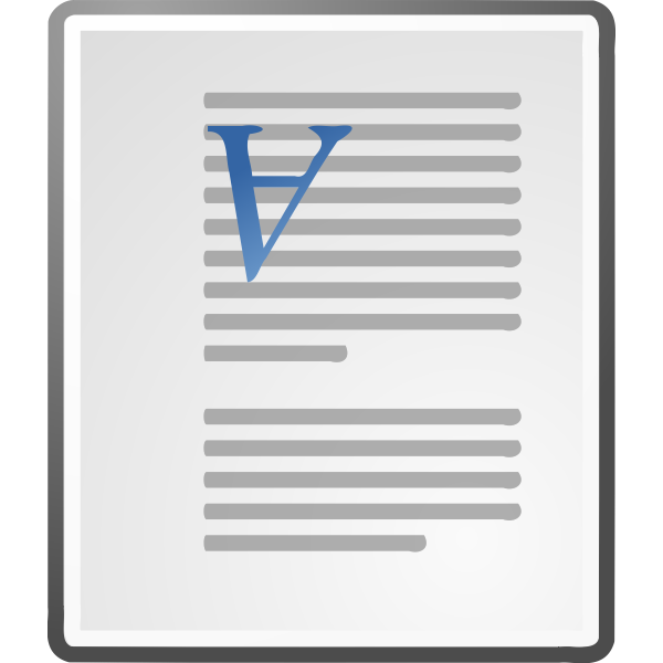Printer paper tray symbol