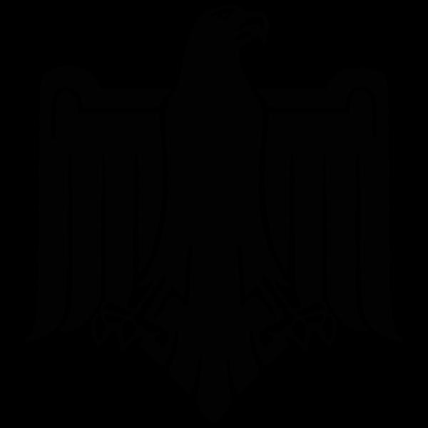 Noble Eagle Silhouette