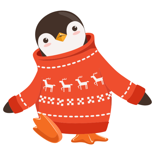 Penguin By BADRE44