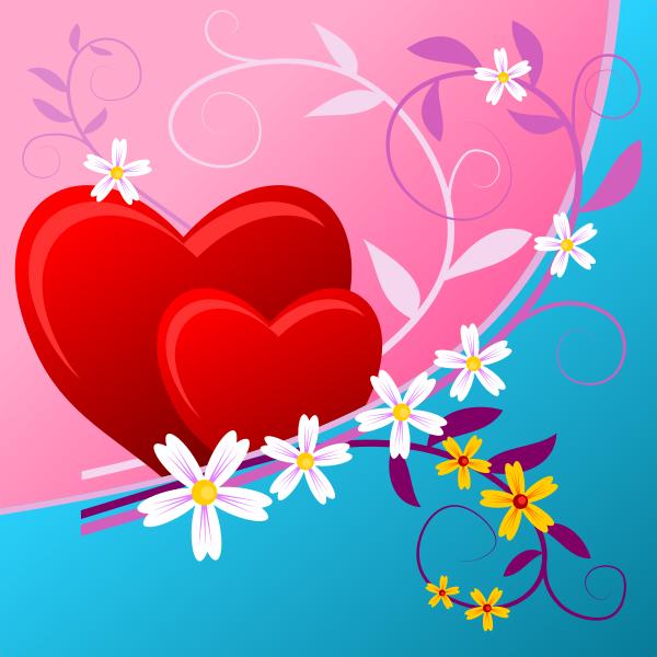 valentines day card 14022019