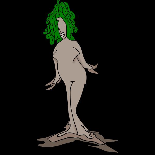 Woman Statue 2