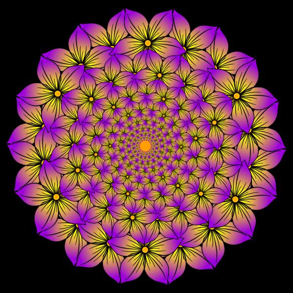 Flower as Marker