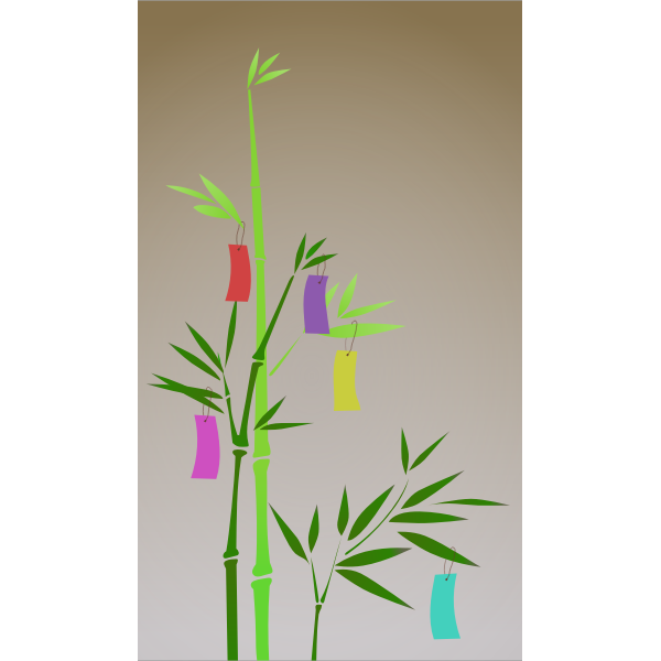 Tanabata Wishing Tree