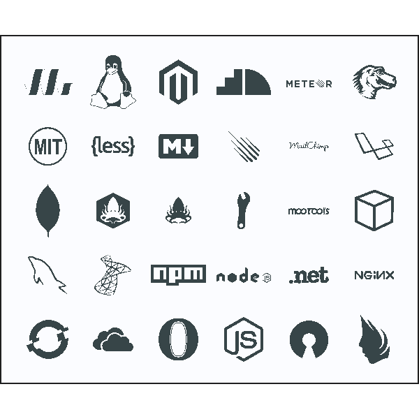 various icons   Free SVG