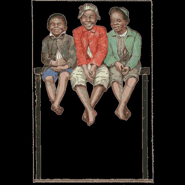 Three Kids Frame