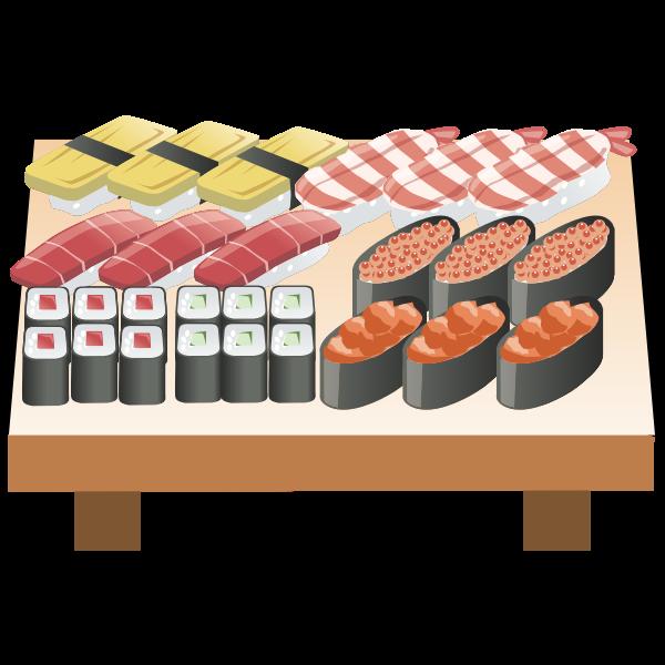 Sushi Assortment (#3)