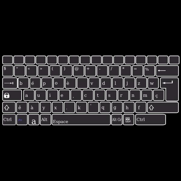 BTC6100C Compact Keyboard