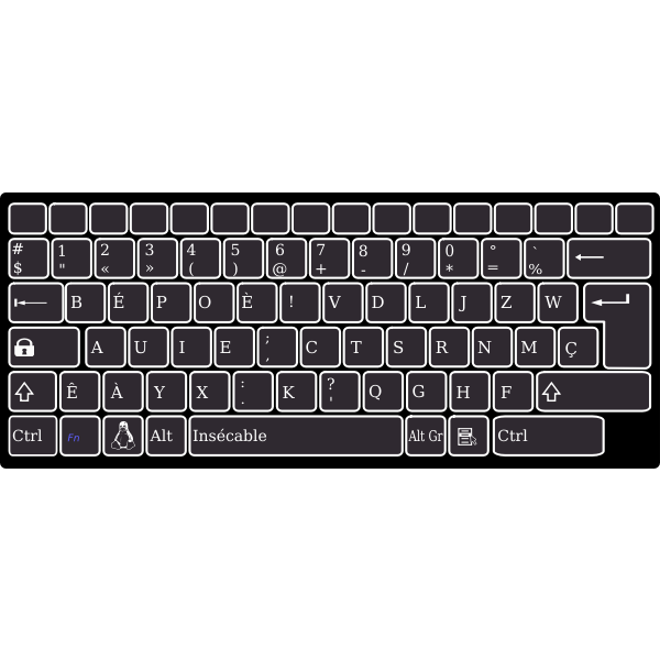 BTC6100C Compact Computer Keyboard #2
