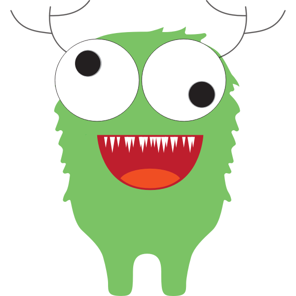 Bug-eyed Green Monster