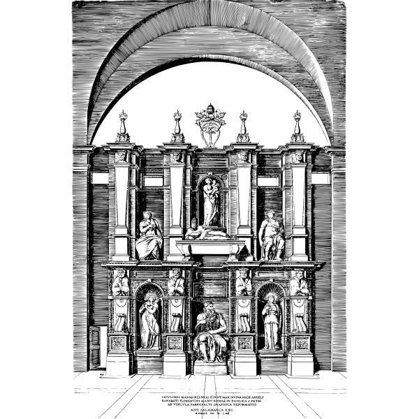 Sepulchre of Julius II