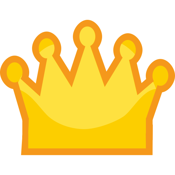 Simplified crown