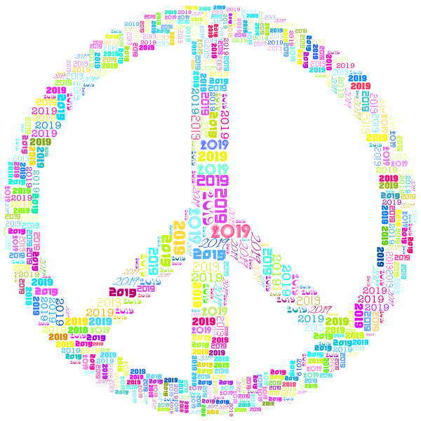 2019 Peace Sign