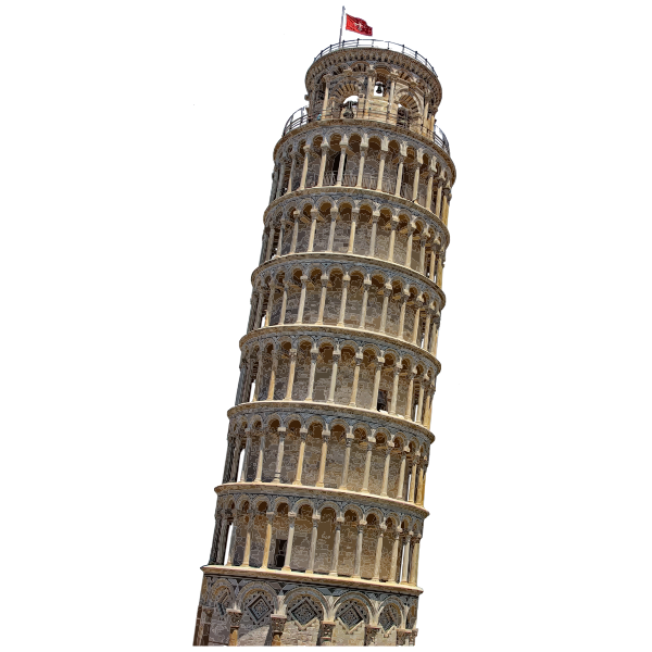 Leaning Tower Of Pisa By maja7777