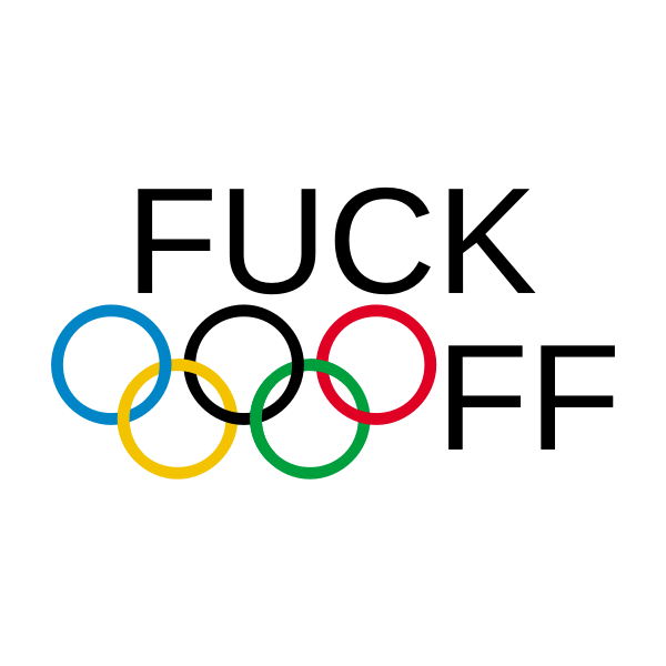 Fuck Off Olympics