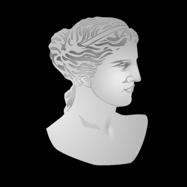 Venus de Milo - detail, no shadow