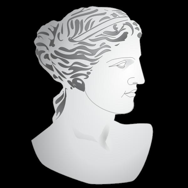 Venus de Milo, simplest version, no-dropshadow
