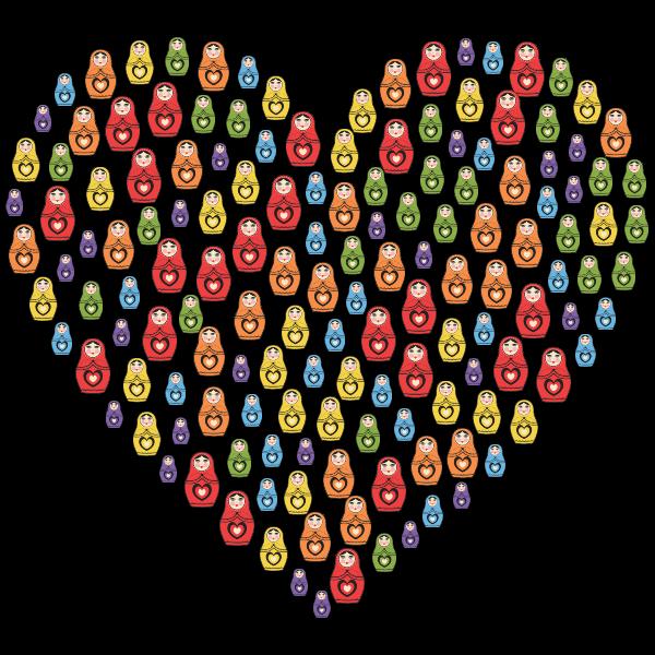 Matryoshka Heart II