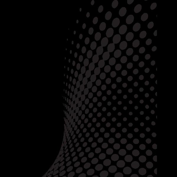 Halftone pattern graphics