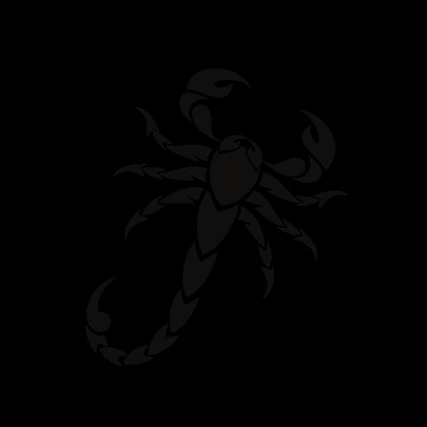 Scorpion clip art graphics