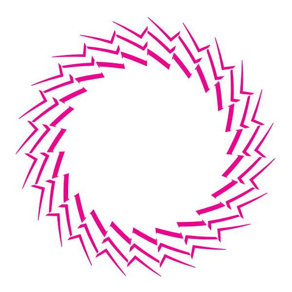 Geometric shape design element