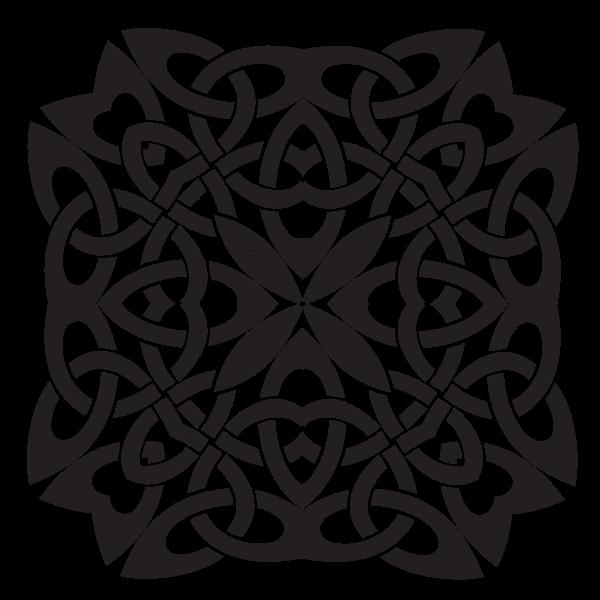 Tribal design clip art graphics