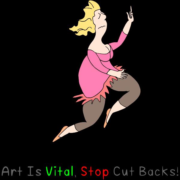 Art Is Vital