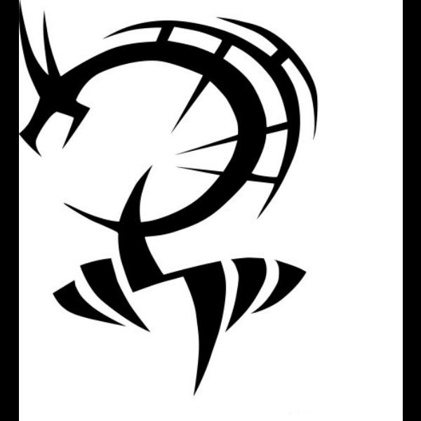 Lightning Tribal Dragon