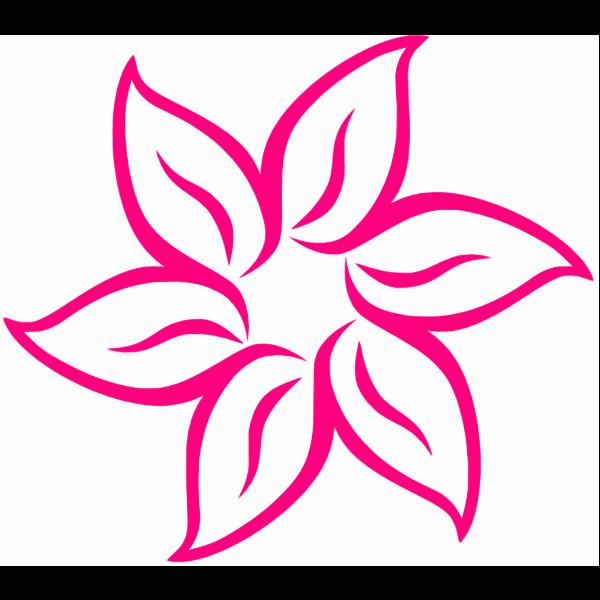 Pink Flower-1572697654
