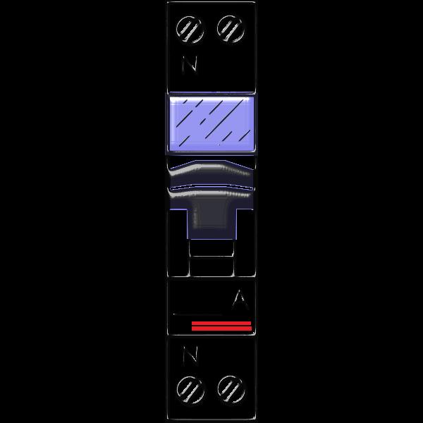 Differential circuit breaker
