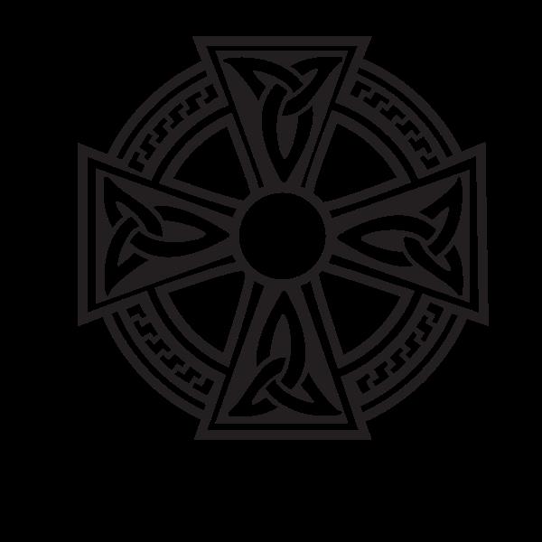 Celtic cross symbol